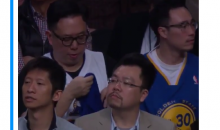 Lakers Fan Switches Jersey To The Warriors During Blowout (Video)