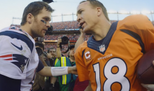 Peyton Manning's Pre-AFC Championship Voicemail To Tom Brady (Video)