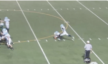High School Kicker Nails 67-Yard FG To Send Game Into OT (Video)