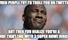 Shannon Sharpe Goes Off on Patriots and Their Fans on Twitter