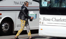 Social Media Reacts To Cam Newton's Super Bowl Pants