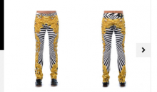 Cam Newton's Zebraprint Jeans Go Out Of Stock After Photos Of Him Wearing Them Surface