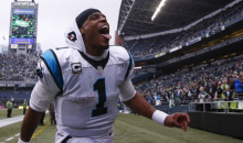 Seattle Seahawks Fans Start Petition To Ban Cam Newton From Their Stadium