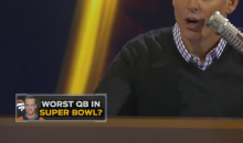 "Colin Cowherd: "" Peyton Manning Is The Worst QB To Make A Super Bowl"" (Video)"