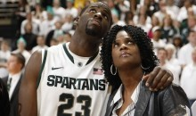 Draymond Green's Mom Was Pretty Salty About Her Son Not Starting in the NBA All-Star Game (Tweets)