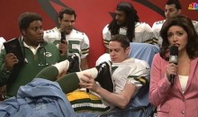 SNL Mocks Gruesome NFL Replays with Packers-Cardinals Skit (Video)