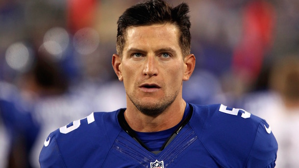 former giants punter stever weatherford hates eagles