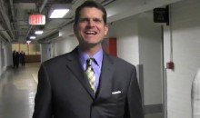Jim Harbaugh Attended the State of the Union, Thought Obama 'Hit It Out of the Park' (Video)