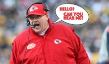 Andy Reid Says Chiefs Had Headset Problems In New England