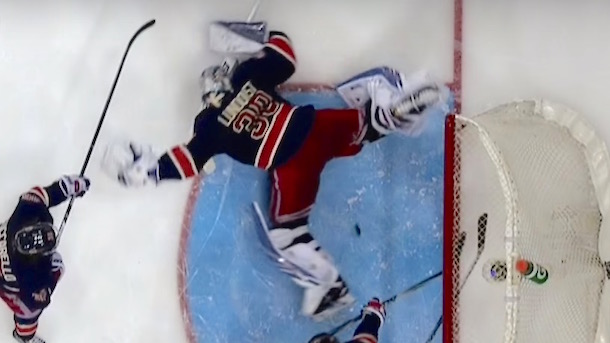 henrik lunqvist save of the year