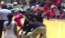 Nasty High School Girls Basketball Brawl Gets Both Teams' Seasons Cancelled (Videos)