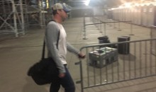 Alabama Buses Leave Lane Kiffin Behind After CFP Final (Video)