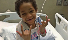 Leah Still Completes Final Cancer Treatment; Will Be Discharged Today