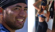 San Diego Chargers Manti Te'o Has A Real GirlFriend Now (PICS + Video)