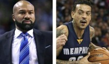 Matt Barnes Promises That Derek Fisher Will Catch These Hands When He Retires