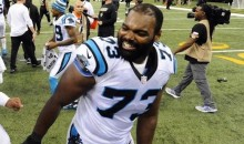 Panthers Release Michael Oher Who Still Remains in Concussion Protocol From September