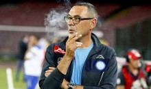 Roberto Mancini Says Napoli Manager Maurizio Sarri Called Him a F*ggot