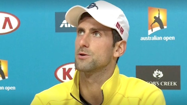 novak djokovic match-fixing scandal
