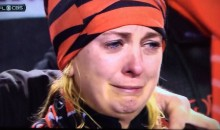 Crying Bengals Lady Gets Turned Into A Meme (PIC's & Video)