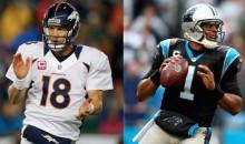 Panthers and Broncos Both Hoping Super Bowl Uniforms Bring Super Bowl Mojo (Pics)