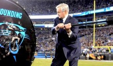 Panthers Owner Is Paying for Every Employee in the Organization to Go to Super Bowl 50