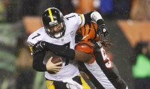 Closer Look Shows Vontaze Burfict Kneeing Roethlisberger In His Shoulder (Vid)