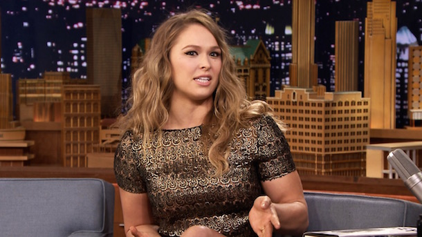 ronda rousey hosting snl january 23