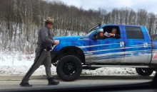 Rex Ryan Got Pulled Over in His Buffalo Bills-Themed Truck (Pic)