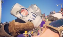 How Cold Is It In Minnesota? Beer Is Turning Into Slush (Video)