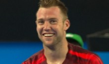 Jack Sock Points Out Error in His Favor, Giving Point to Lleyton Hewitt (Video)