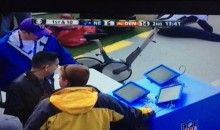 New England Patriots Tablets Go Down On The Sidelines #TabletGate