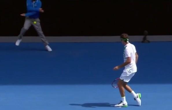 tennis groin