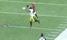 Terrelle Pryor Makes Sick Catch As First Reception With Browns (Video)