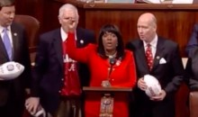 Yup, Alabama Congress Members WERE Yelling 'Roll Tide' on the Capital Floor (Video)