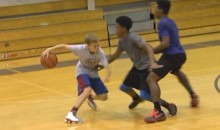 Jason Williams' Son, White Chocolate Jr, Plays Ball Just Like His Dad (Video)