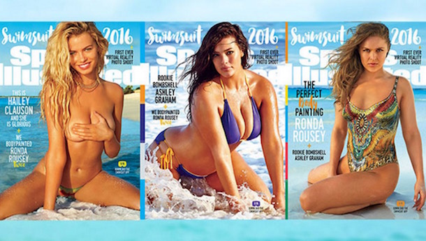 2016 SI Swimsuit Covers