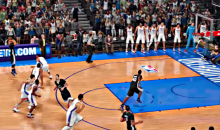 Stephen Curry's Buzzer-Beater Gets The NBA 2K16 Treatment (Video)