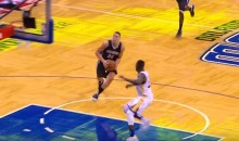 Aaron Gordon Threw Down an In-Game Free-Throw Line Dunk (Video)