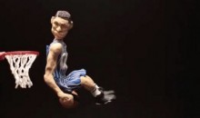 This Aaron Gordon Claymation Dunk Is Both Stupid and Terrific (Video)