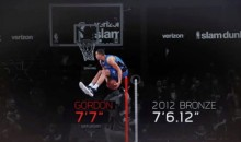 Aaron Gordon's Dunk Would Have Won an Olympic Medal in High Jump (Video)