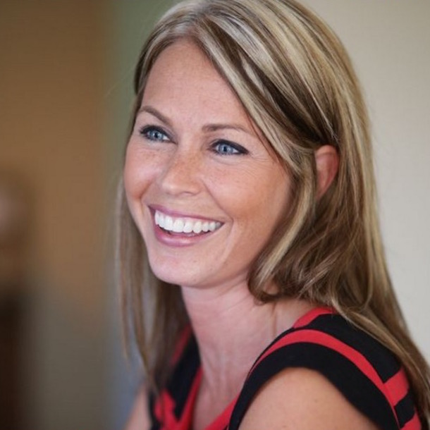 Angela Buchman indianapolis anchorwoman peyton manning rumor