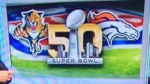 Carolina Panthers logo fail