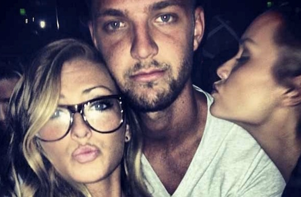 Chandler Parsons Colleen Crowley