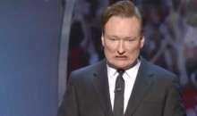 Conan O'Brien Does One Heck of a Bill Belichick Impression (Video)