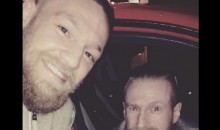 Nice Guy Conor McGregor Spends Time with Adoring Fans in Ireland (Pics)