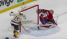 Preds' Craig Smith Somehow Missed This Game-Winning Tap-In…OMG!!! (Video)