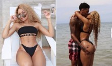 Spurs' Dejounte Murray Had The Best All-Star Break With His Smokin' Hot GF (PICS)