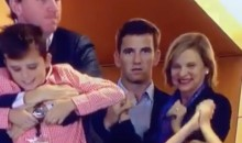 The Moment Eli Manning Realized He Doesn't Have More Rings Than Peyton Anymore (Video)