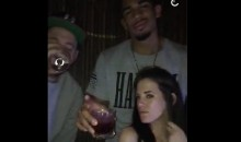 Sabres Suspend Evander Kane After He Partied Too Hard at NBA All-Star Game (Pics)