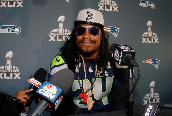 NFC Champion Seattle Seahawks Team Media Availability